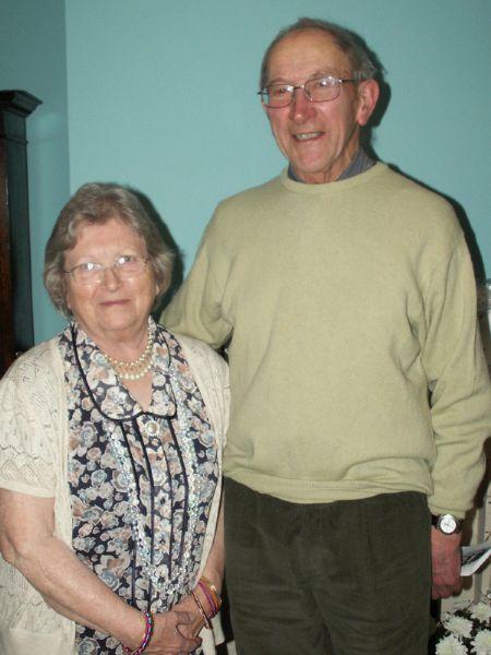 Ann Barrett & David Harris