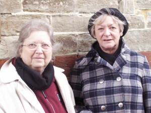 RSHG Researchers Ann & Jenny