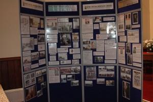 Exhibition at Binstead Methodist Church