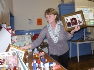 Kate's presentation on Dolls' Houses
