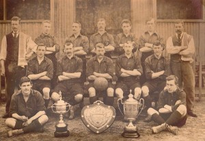 A Winning Ryde Football Team