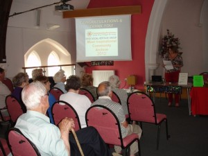 RSHG Meeting July 2013