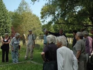Churchyard Tour