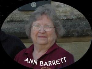 Ann Barrett - Research Leader
