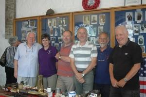 Exhibition at Yarmouth