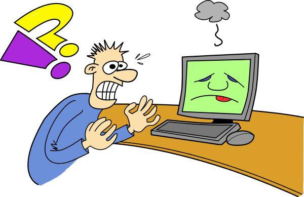 Website Problems!