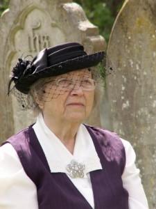 Ann  Barrett - Researcher