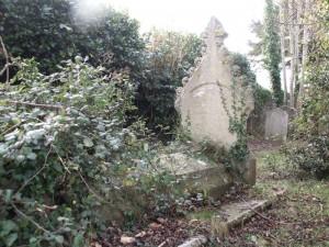 William Knyvett grave