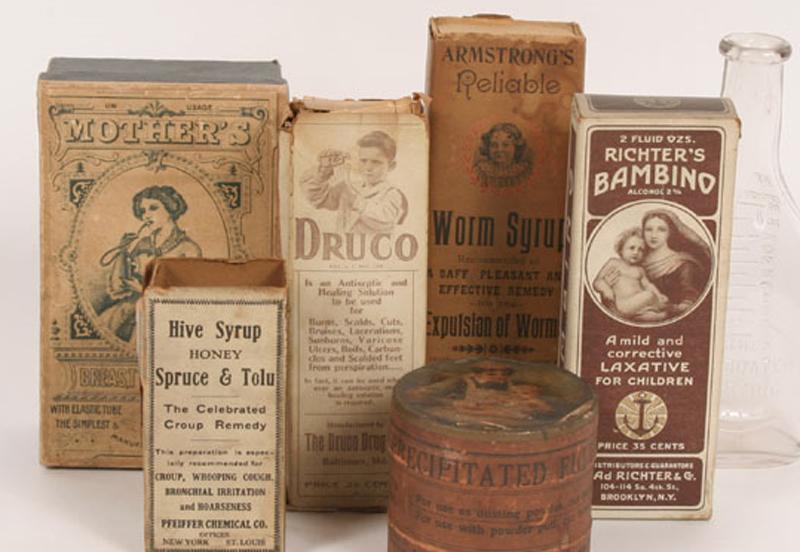 Victorian Remedies