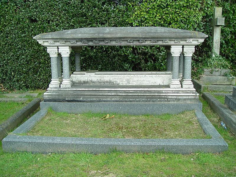Michael Maybrick grave