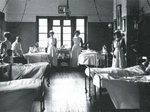 IW hospitals