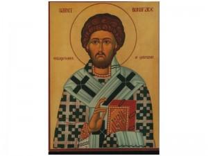 ST. BONIFACE ICON