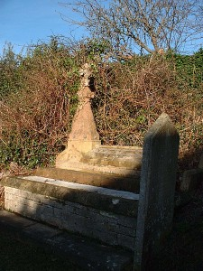 Hellyer grave