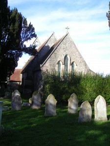 Holy Cross Church and Churchyard Binstead