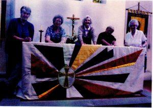 Millennium Altar Cloth