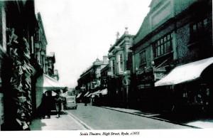 Scala Theatre/Cinema c1955