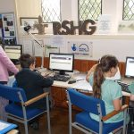 Greenmount pupils conduct research