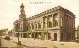 Ryde Town Hall