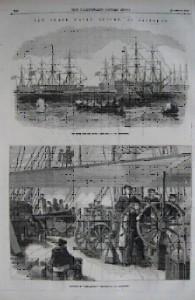 London Illustrated News 1856