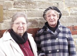 Ann & Jenny - Researchers