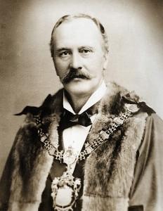 Michael Maybrick - Mayor of Ryde