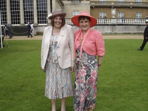 Carol & Janette at the Palace