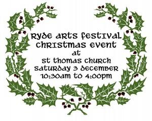 RAF Christmas Event