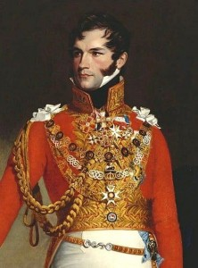 King Leopold of Belgium