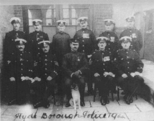 Ryde Borough Police 1922