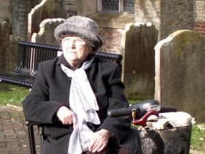 Ann Barrett