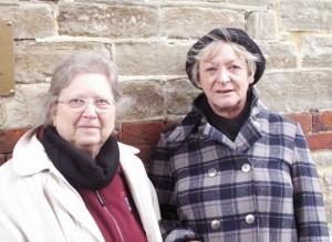 Ann & Jenny Researchers