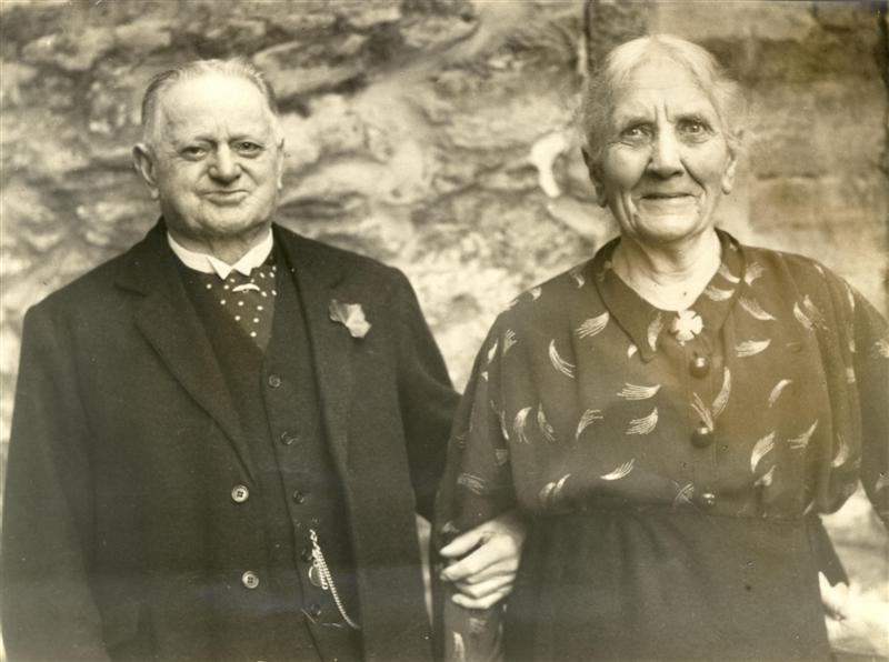 Harry and Elizabeth Williams