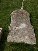 Elizabeth Caws grave