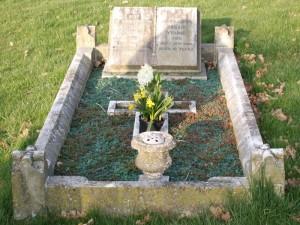 James Walker grave