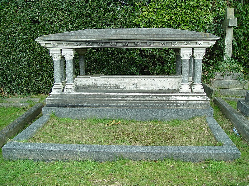 Michael Maybrick grave