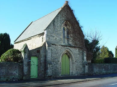 Ryde cemetery chapel West St