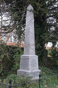 Brigstocke Obelisk